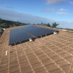 5kW of LG, installed to perfection on a tile roof